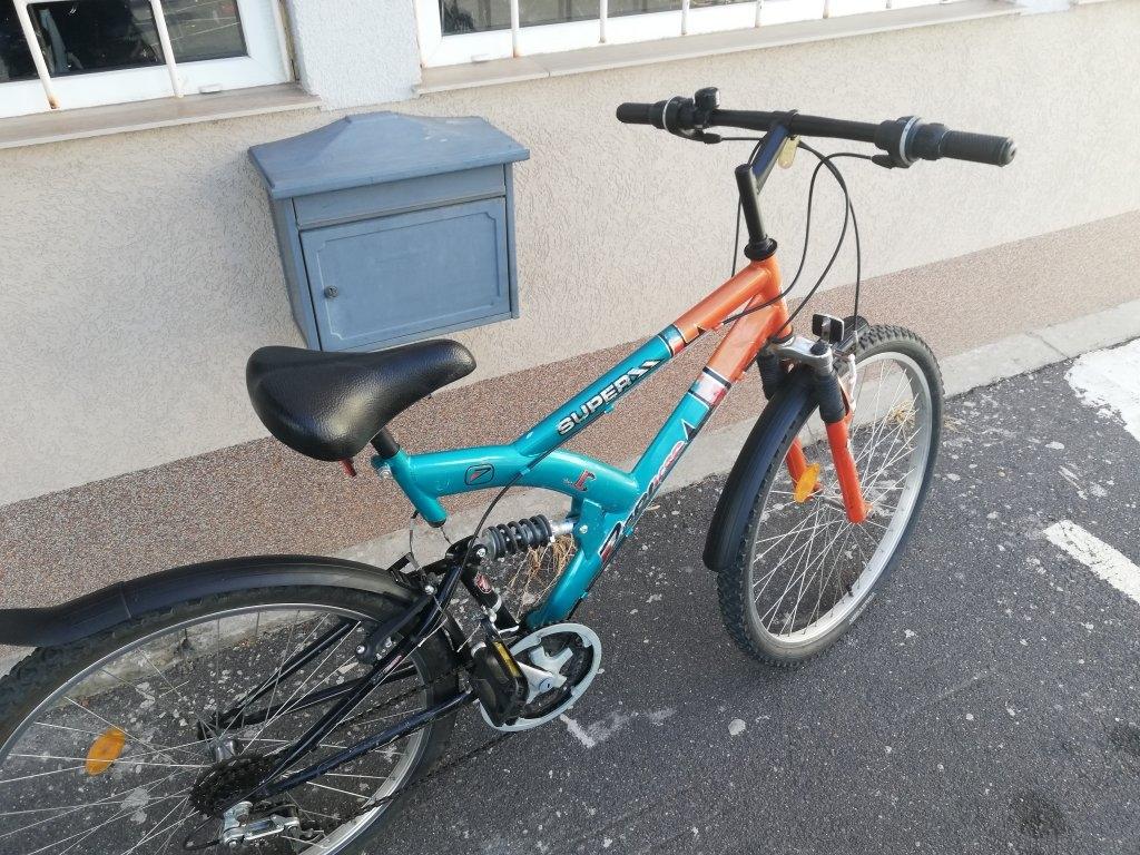 ZEERLLESS 26″ őszteleszkópos ffi kerékpár!