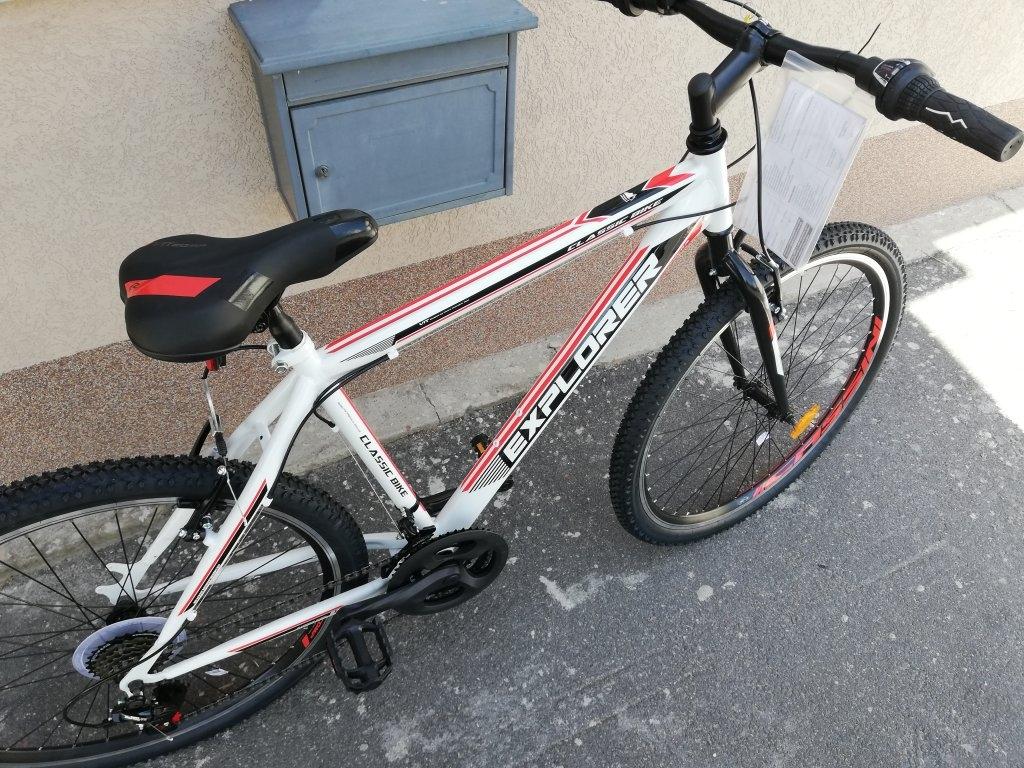 Új EXPLORER CLASSIC 27,5″ ffi kerékpár!