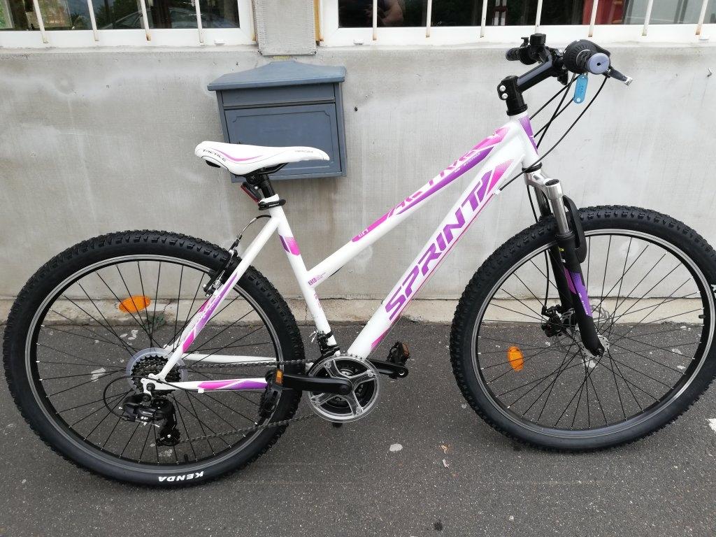 Új SPRINT ACTIVE 27,5″ Női tárcsafékes kerékpár!