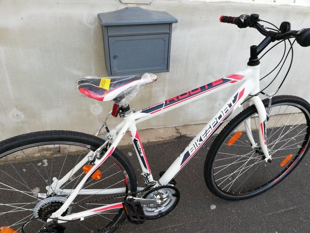 Új BIKESPORT 28″ ffi aluvázas kerékpár!