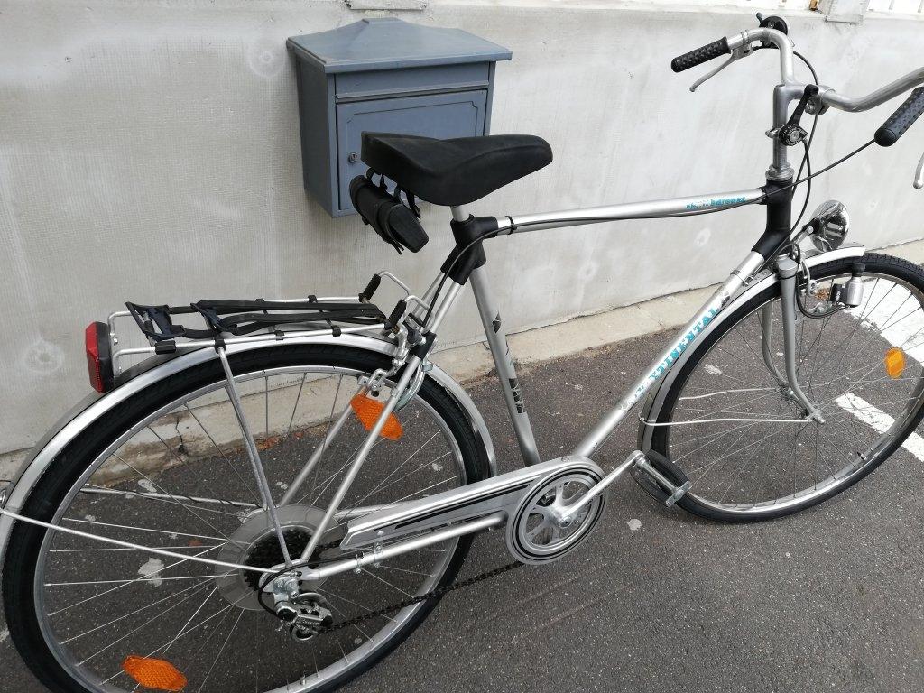 CONTINENTALBARONEX 28″ ffi aluvázas kerékpár!
