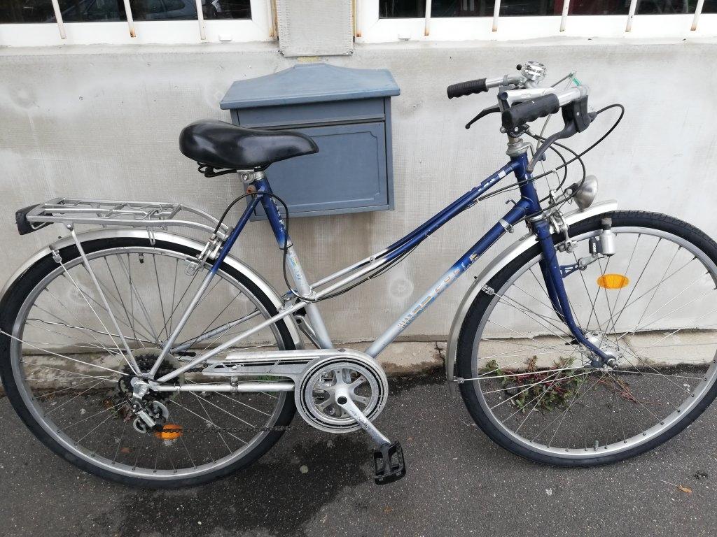 EPPLE 28″ Női city kerékpár!