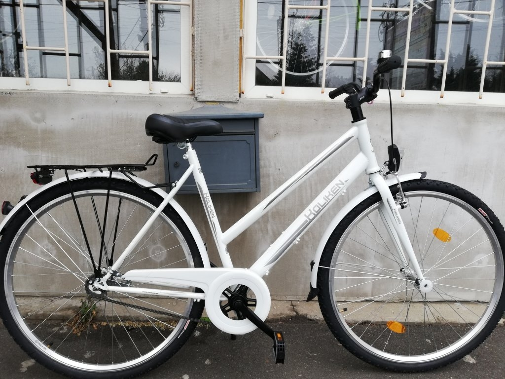 Új KOLIKEN 28″ Női kontrafékes kerékpár!
