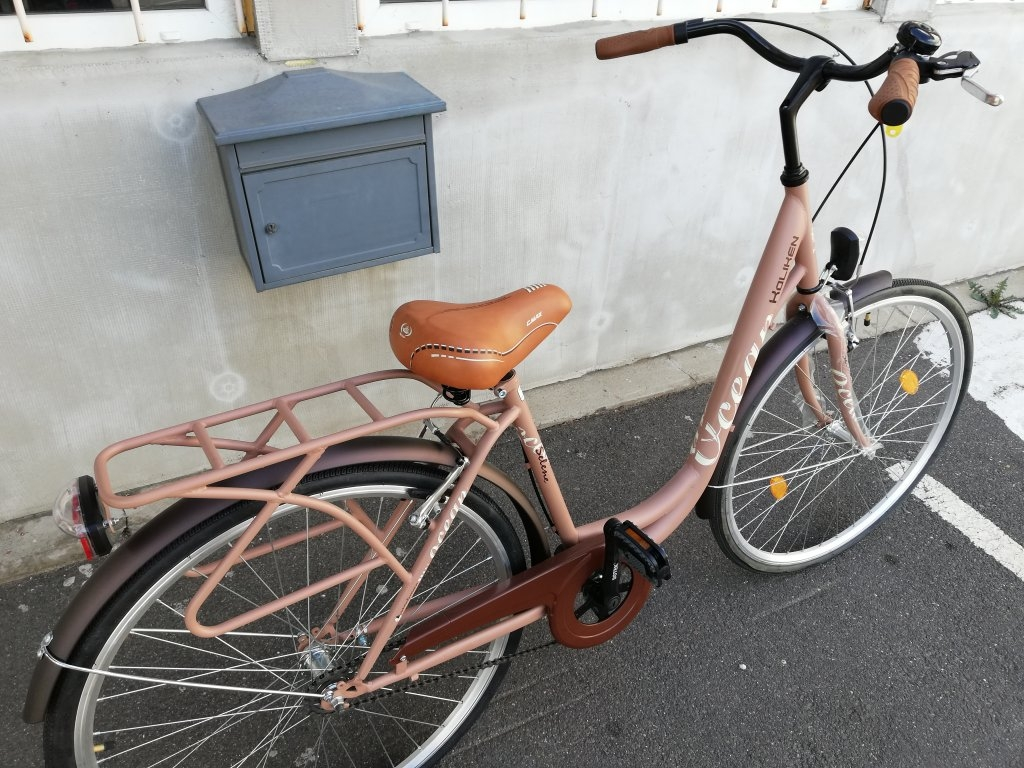 Új KOLIKEN OCEAN 28″ Női kontrafékes kerékpár!