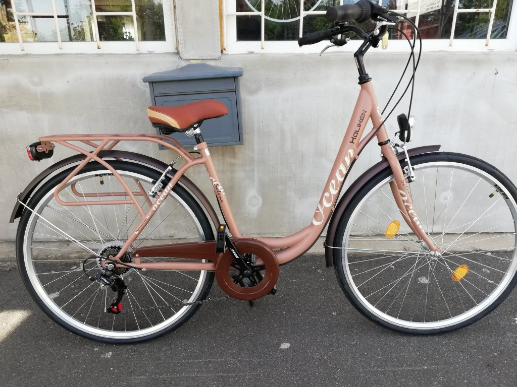 Új Koliken Ocean 28″ Női kerékpár!