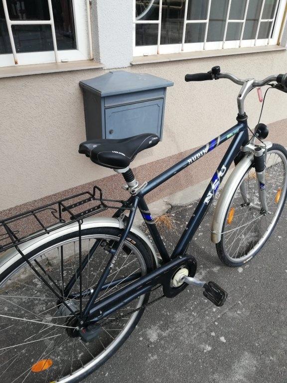 NSU RUBIN 28″ ffi aluvázas agyváltós kerékpár!