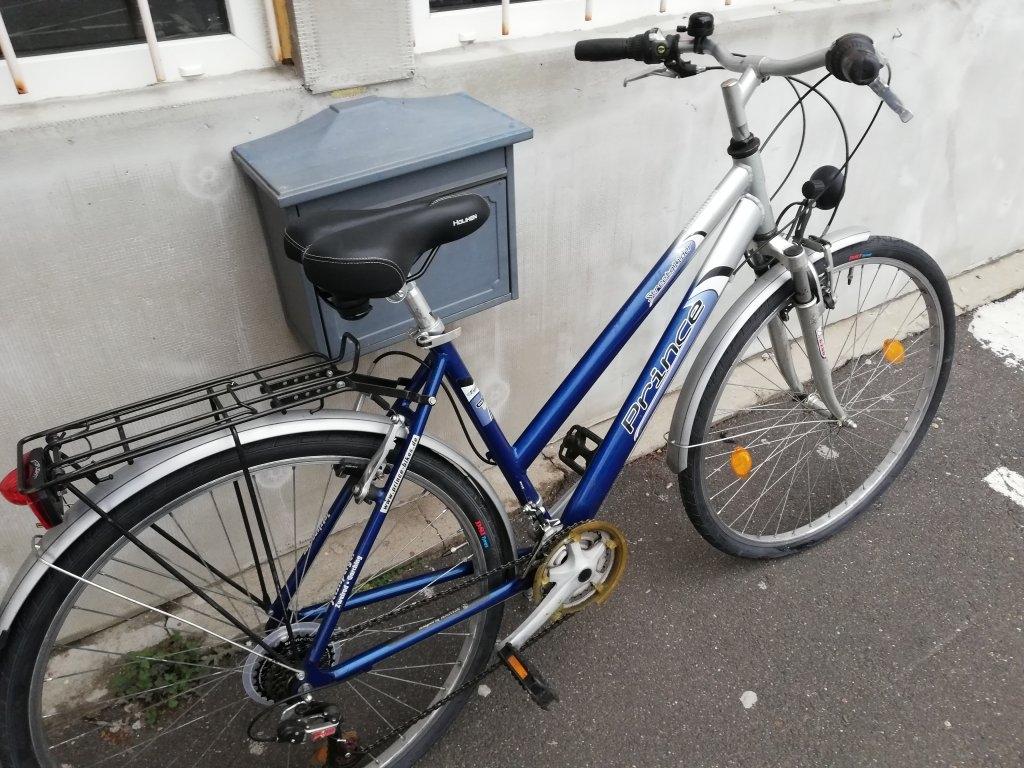 PRINCE 28″ Női aluvázas kerékpár!