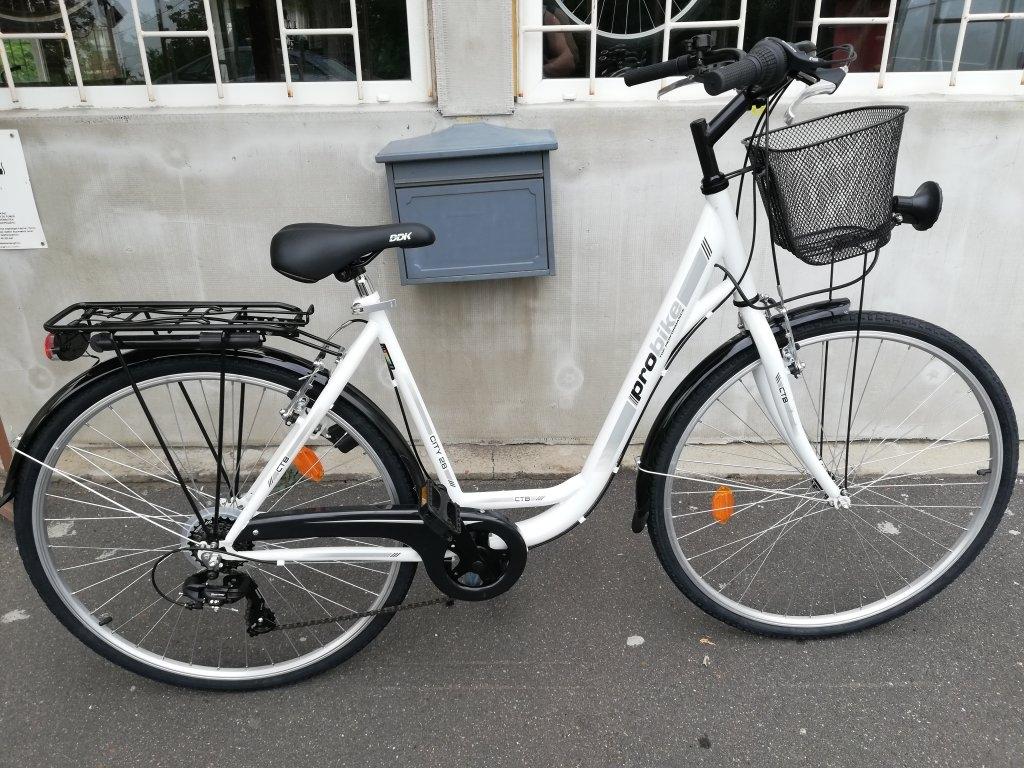 Új PROBIKE CITY 28″ Női kerékpár!