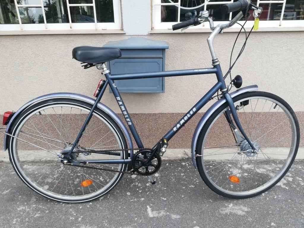 RAMBLER 28″ ffi agyváltos dobfékes kerékpár!