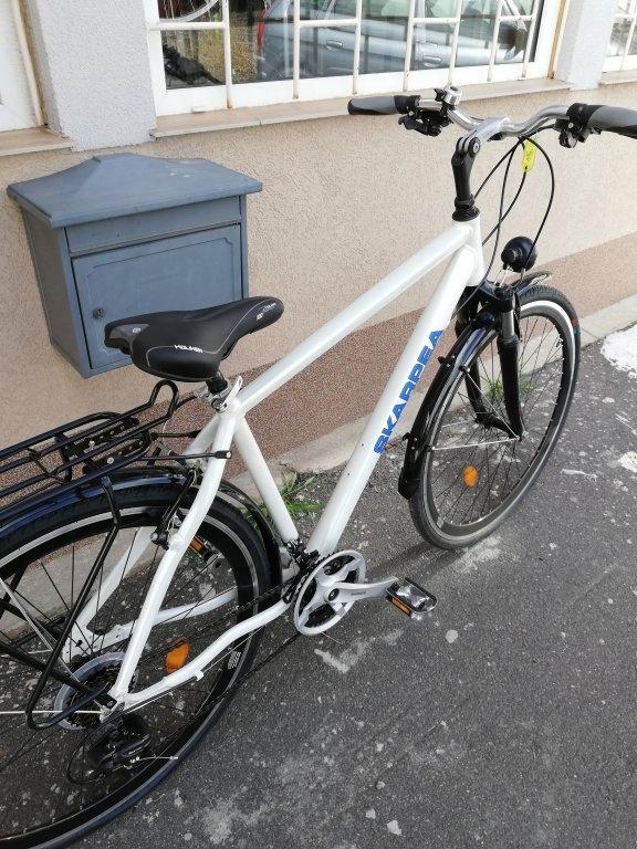 Új SKARPEA 28″ ffi aluvázas kerékpár!