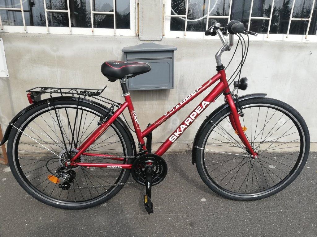 Eladó: Új Skarpea 28″ Női kerékpár!