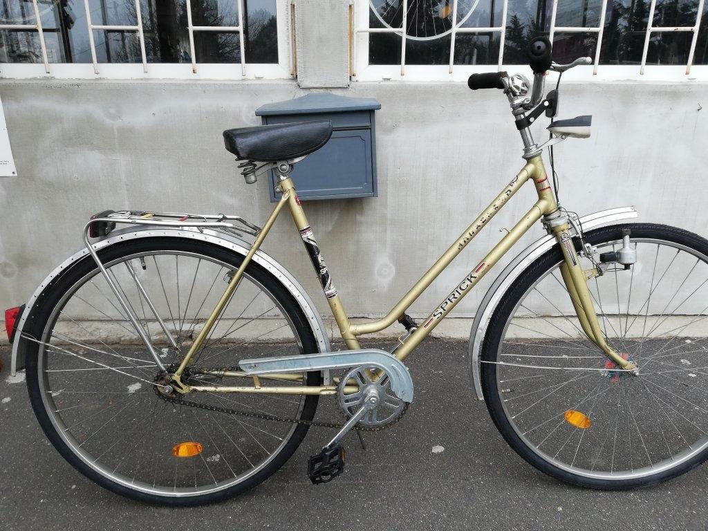 SPRICK 28″ Női kontrafékes kerékpár!