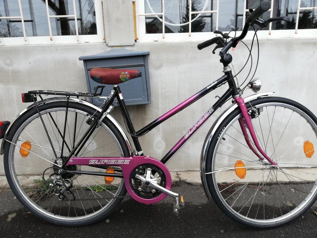Újszerű SURSEE 28″ Női kerékpár!