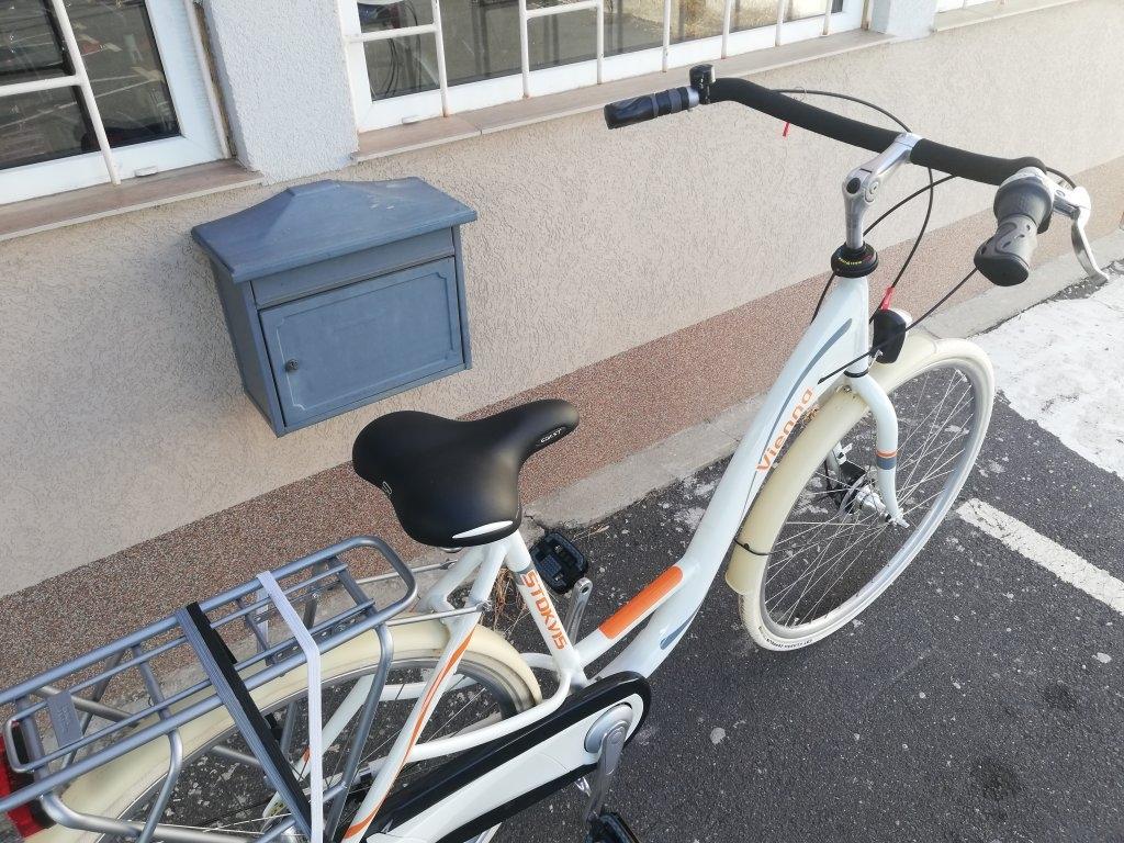 Új VIENNA STOLVIS 28′ Női agyváltós aluvázas kerékpár!