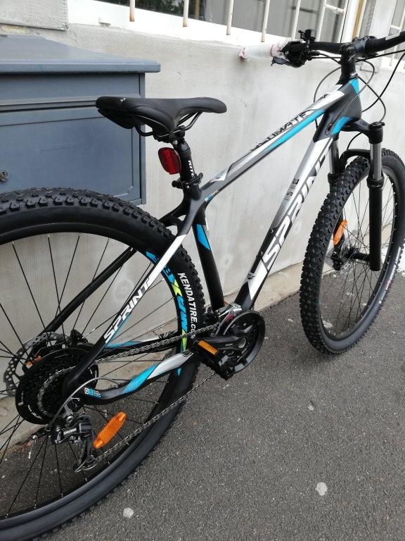 Új SPRINT ULTIMATE 29″ X 17″ carbon kerékpár!