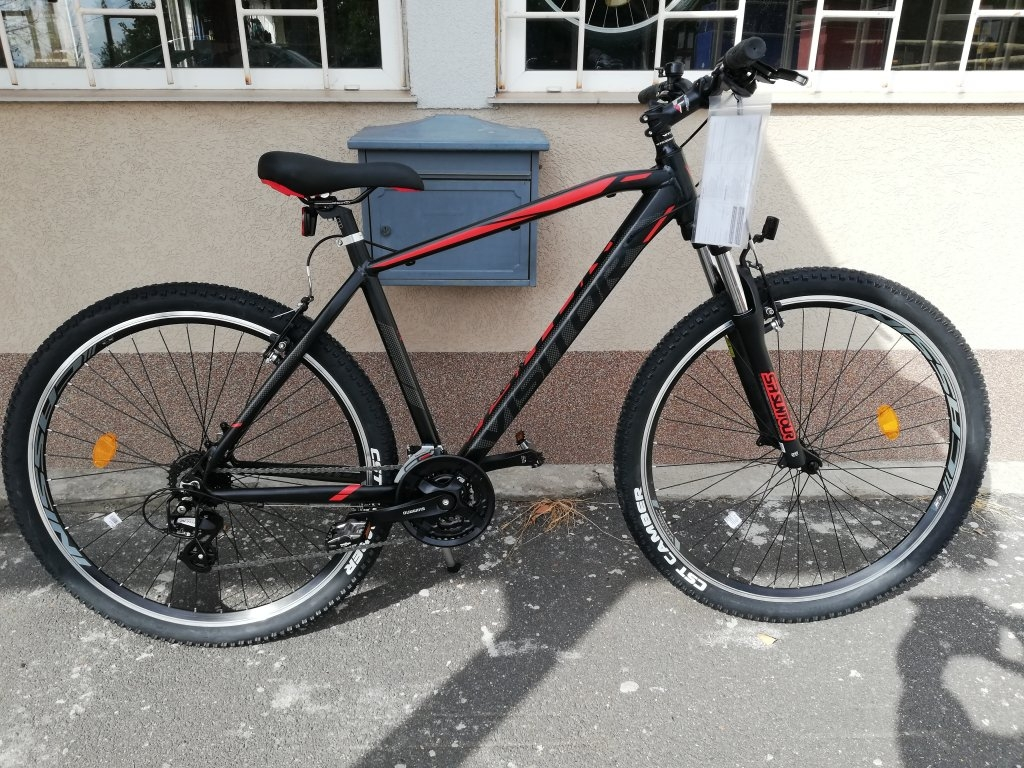 Új VISITOR ENERGY 9.3 29″ ffi aluvázas kerékpár!